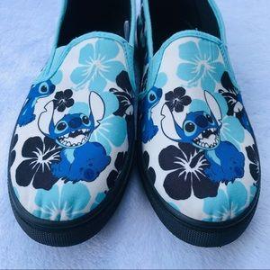Disney Lilo and Stitch Women's Slip On Sneaker 9